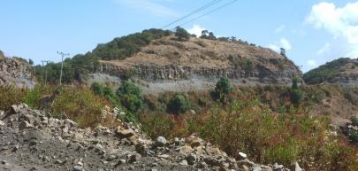 Simien 2 Kaba Fen 12 Route descente Gazelle