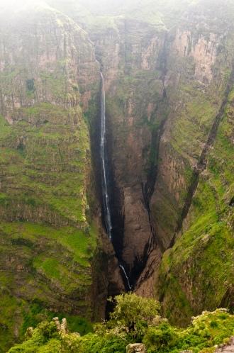 Simien 3 Jimbar waterfall saison pluies