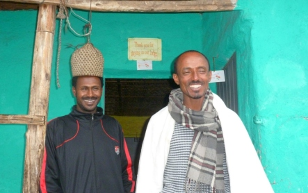 Simien 4 Geech camp Everlasting Lodge Proprio let cuistot