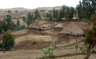 Simien 4 Geech Village