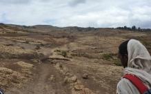 Simien 4 Plateau Geech vue nord