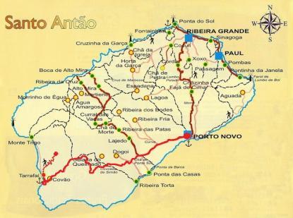 CaboVerde2013-A-00 Santo-Antao carte J0