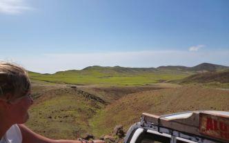 CaboVerde2013-A-06 Tarrafal Piste Plateau
