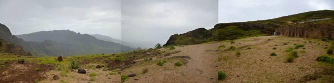 CaboVerde2013-C-10 Norte Bordeira do Norte-depart plateau
