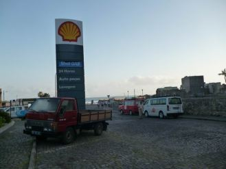 CaboVerde2013-G-05 Rio Grande Aluguers Gasolinera Shell