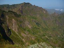 CaboVerde2013-H-11 Vue sur Cabo Ribeira do Paul et les lacets