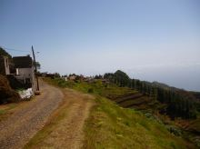 CaboVerde2013-H-38 Pico da Cruz Entree village