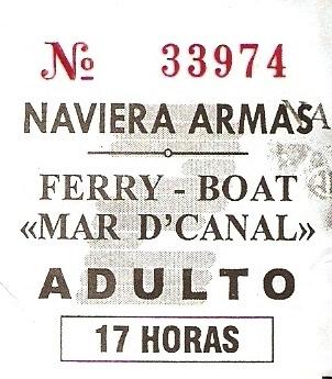 CaboVerde2013-N-03 Armas Billet