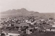 CaboVerde2013-X-00 Mindelo e Porto Grande obtida em 1943