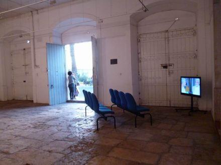CaboVerde2013-X-15 Mindelo Centre culturel interieur