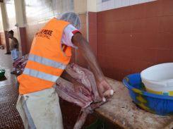 CaboVerde2013-X-42 Mindelo Marche poisson Filetage