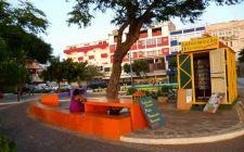 CaboVerde2013-X-85 Mindelo Kiosco Info touristique