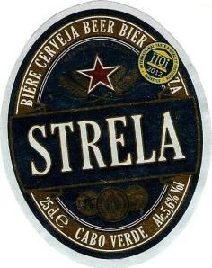 Cap-Vert Cerveja Strela