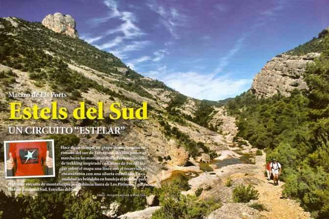 España - Estels del Sud Circuito estelar 1