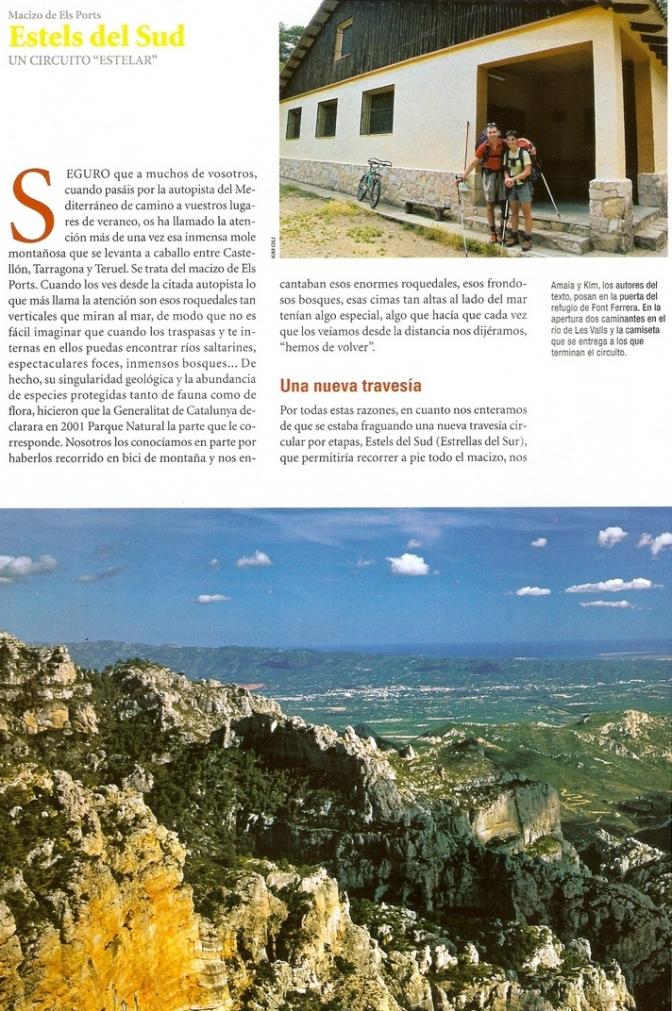 España - Estels del Sud Circuito estelar 3