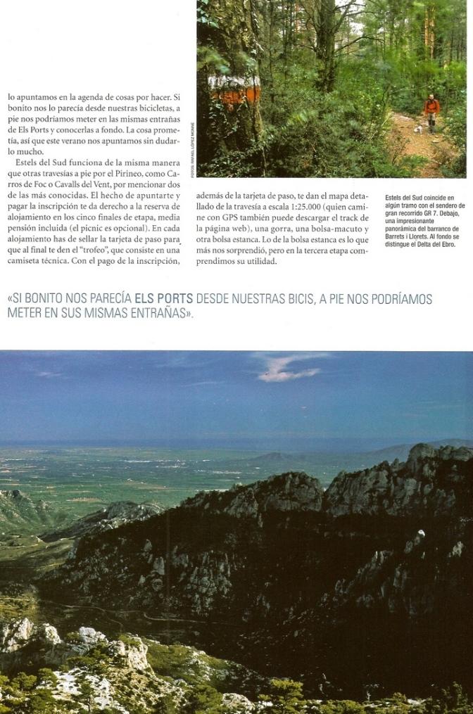 España - Estels del Sud Circuito estelar 5