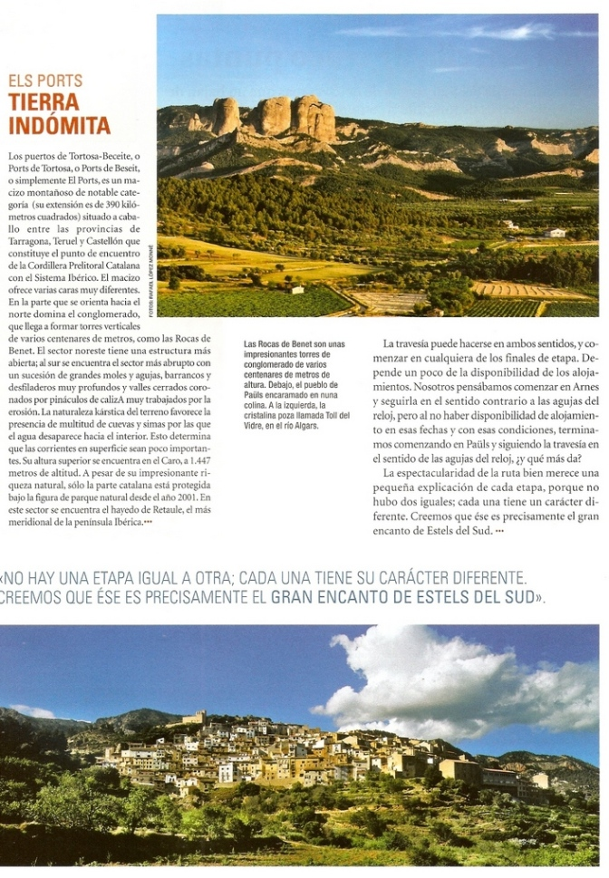España - Estels del Sud Circuito estelar 7