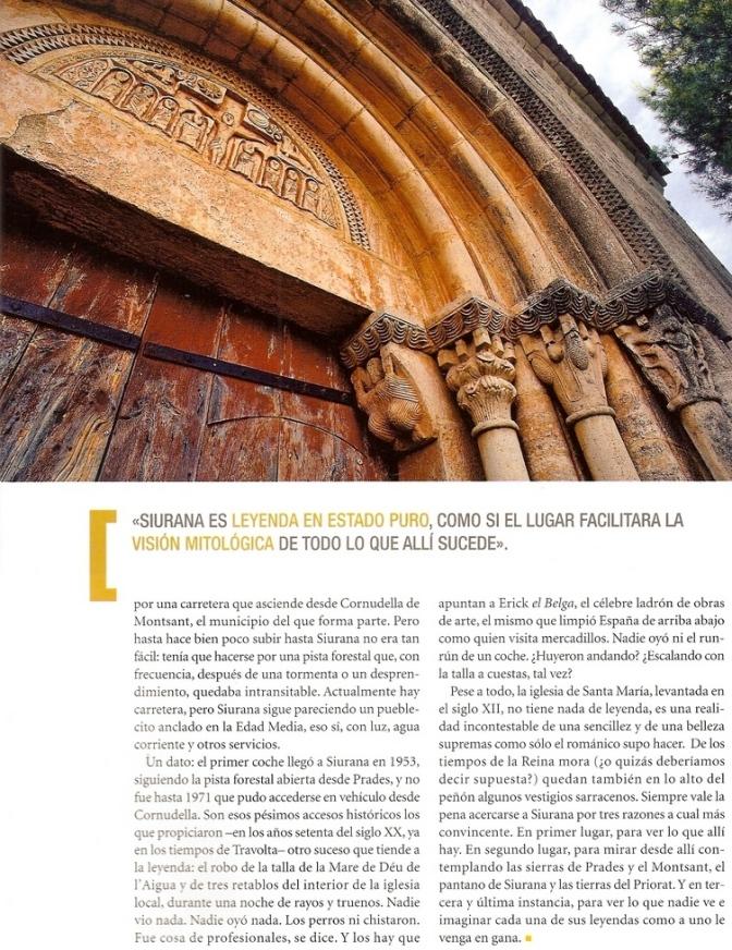 España - Siurana la deseada 2