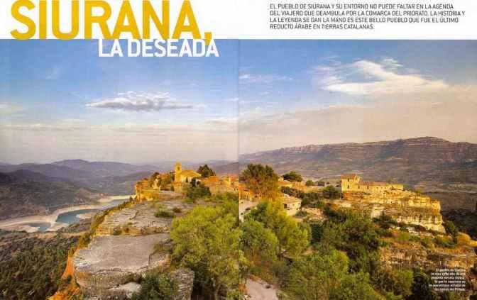 España - Siurana La Deseada