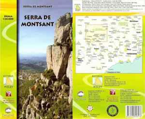 Espagne - Montsant 20000 Cover