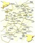 Espagne - Montsant Carte situation