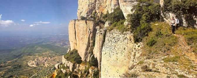 Espagne - Montsant Cova Santa Grau de Barrots