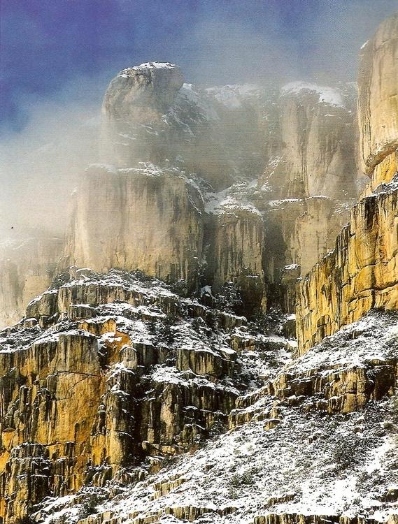 Espagne - Montsant Cova Santa Sierra Major Nieve