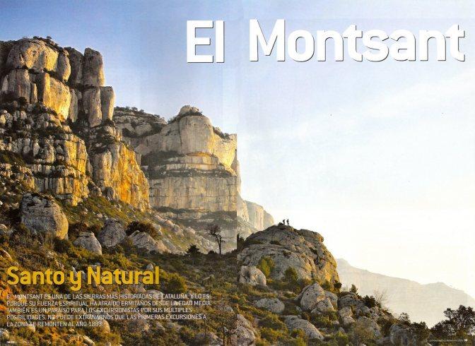 Espagne - Montsant Santo y natural