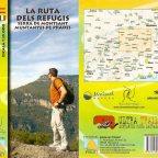 Espagne – Ruta dels Refugis Carte 25000eme