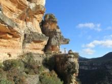 Espagne - Siurana roca de la Trona