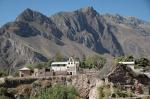 Peru-Canyon Cotahuasi Cotahuasi eglise