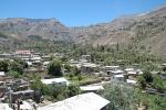 Peru-Canyon Cotahuasi Cotahuasi vue ensemble