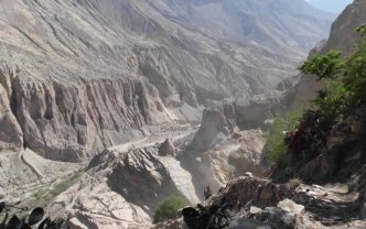 peru-Canyon Cotahuasi le canyon