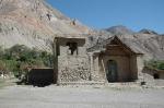 peru-Canyon Cotahuasi Quechualla eglise