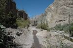 peru-Canyon Cotahuasi ruisseau