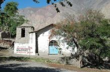 Peru-Canyon Cotahuasi Velinga eglise