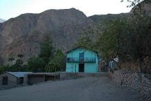 peru-Canyon Cotahuasi Velinga place