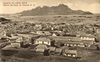 Sao Vicente Monte de Cara