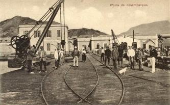 Sao Vicente Puerte