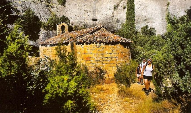 Sierra de Montsant (CIRCULAR DESDE ULLDEMOLINS) 0 Ermita San Bartolomeu