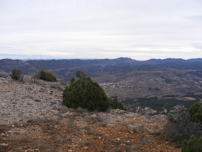 Sierra de Montsant (CIRCULAR DESDE ULLDEMOLINS) 1