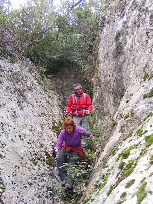 Sierra de Montsant (CIRCULAR DESDE ULLDEMOLINS) 15