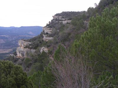 Sierra de Montsant (CIRCULAR DESDE ULLDEMOLINS) 2