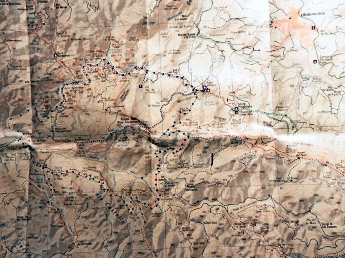 Sierra de Montsant (CIRCULAR DESDE ULLDEMOLINS) 22