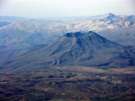 Peru volcan ubinas