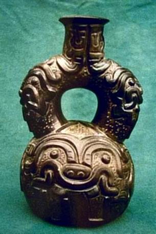 Ceramica Chavin 02 Huaco