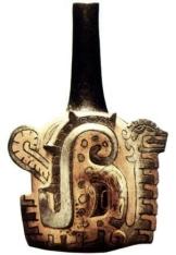 Ceramica Chavin 08 zoomorfa