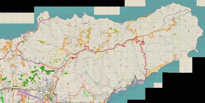 _Espagne Tenerife 6-La Laguna-Chamorga