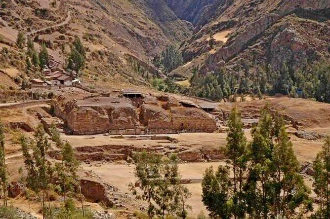 figura 02 Templo Chavin de Huantar