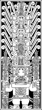 figura 10 Piedra de Raimondi dessin